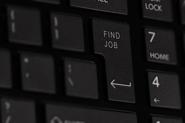 find job button