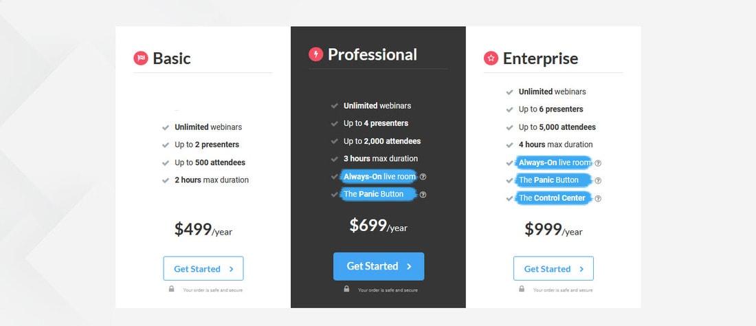 webinarjam pricing