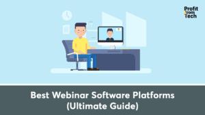 Best Webinar Software Platforms