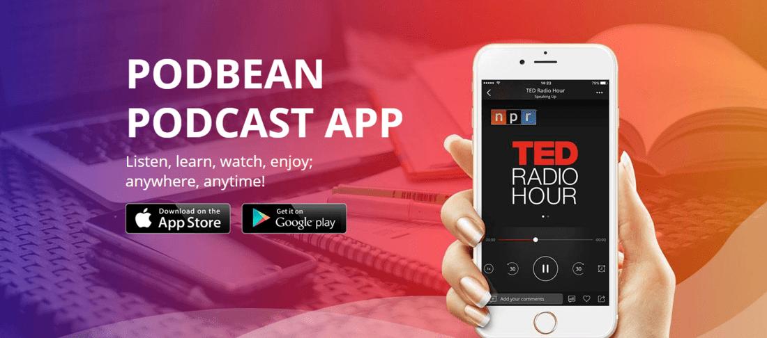 Podbean Mobile App