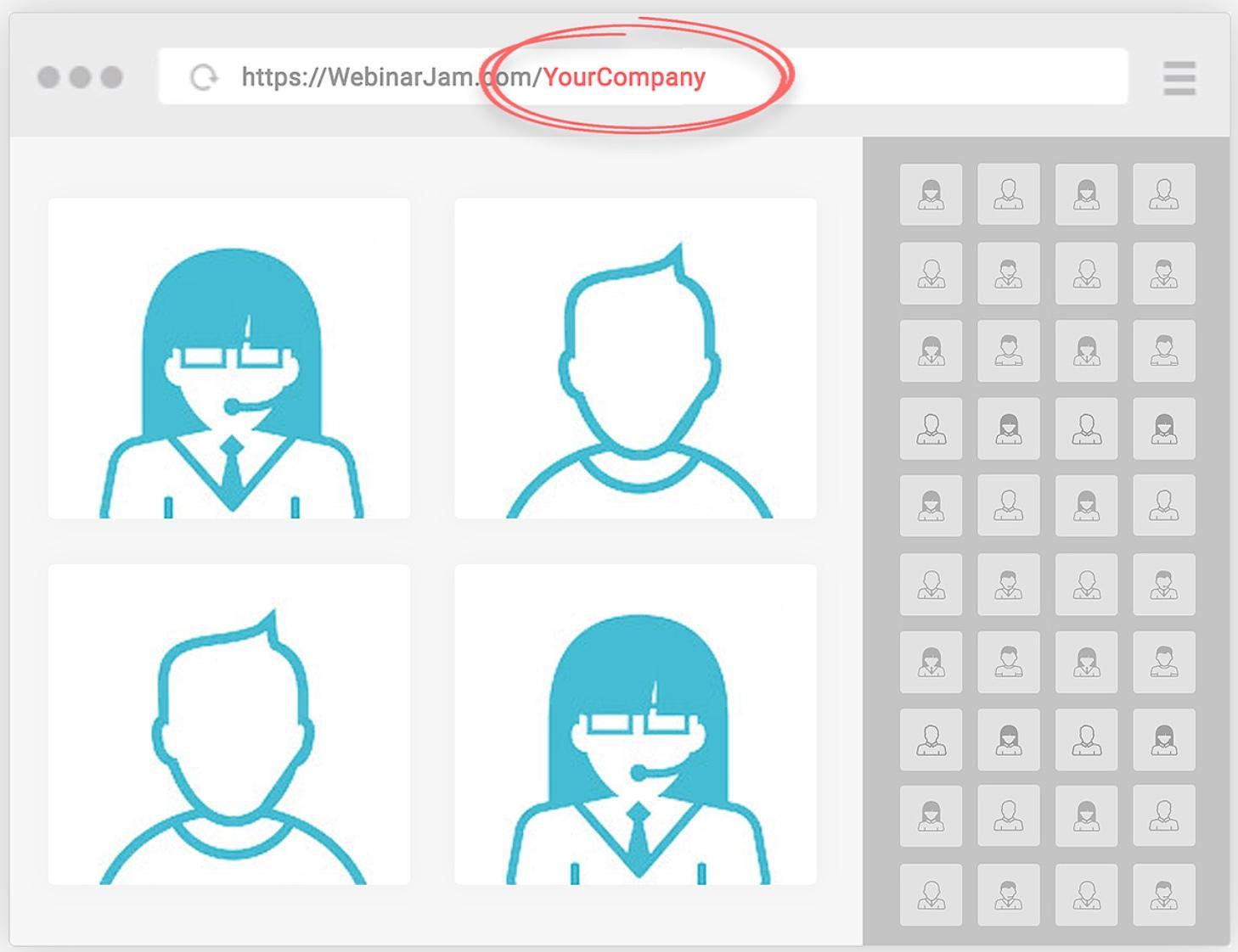 WebinarJam Webinar Customization Options