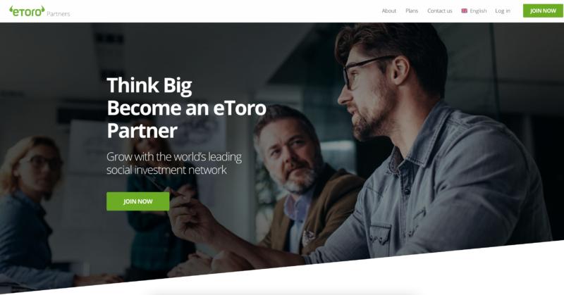 etoro affiliate program